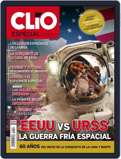 Clio Especial Historia (Digital) April 1st, 2017 Issue Cover