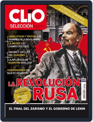 Clio Especial Historia (Digital) March 1st, 2017 Issue Cover