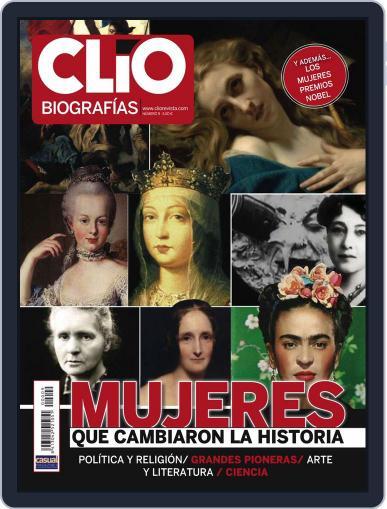 Clio Especial Historia (Digital) November 1st, 2016 Issue Cover