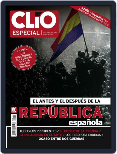 Clio Especial Historia (Digital) September 1st, 2016 Issue Cover