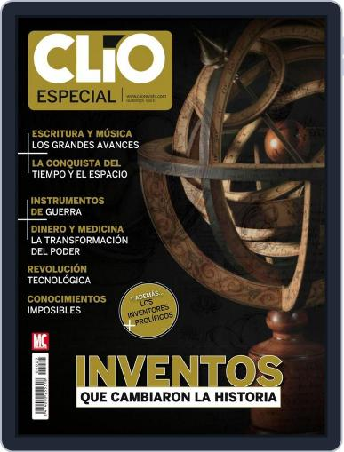 Clio Especial Historia (Digital) May 1st, 2016 Issue Cover