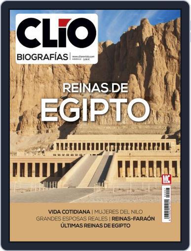 Clio Especial Historia (Digital) March 1st, 2016 Issue Cover