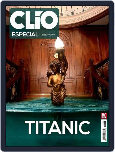 Clio Especial Historia (Digital) February 1st, 2016 Issue Cover