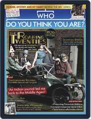 Who Do You Think You Are? (Digital) Subscription March 1st, 2020 Issue