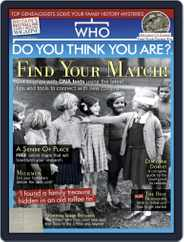 Who Do You Think You Are? (Digital) Subscription June 1st, 2019 Issue