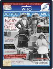 Who Do You Think You Are? (Digital) Subscription February 1st, 2019 Issue