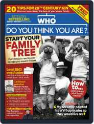Who Do You Think You Are? (Digital) Subscription August 1st, 2018 Issue
