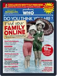 Who Do You Think You Are? (Digital) Subscription July 2nd, 2018 Issue