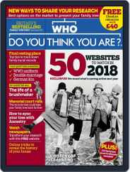 Who Do You Think You Are? (Digital) Subscription January 1st, 2018 Issue