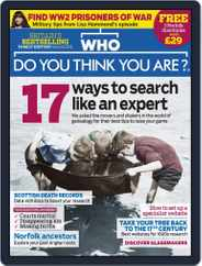 Who Do You Think You Are? (Digital) Subscription September 1st, 2017 Issue