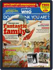 Who Do You Think You Are? (Digital) Subscription August 15th, 2017 Issue