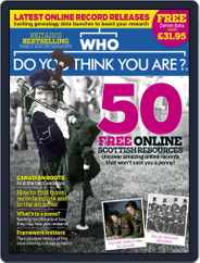 Who Do You Think You Are? (Digital) Subscription July 1st, 2017 Issue