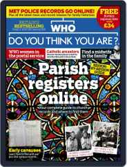 Who Do You Think You Are? (Digital) Subscription June 1st, 2017 Issue