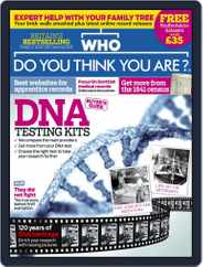 Who Do You Think You Are? (Digital) Subscription May 1st, 2017 Issue