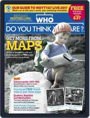 Who Do You Think You Are? (Digital) Subscription April 1st, 2017 Issue