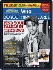 Who Do You Think You Are? (Digital) Subscription March 1st, 2017 Issue