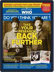 Who Do You Think You Are? (Digital) Subscription February 1st, 2017 Issue