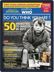 Who Do You Think You Are? (Digital) Subscription January 1st, 2017 Issue