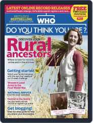 Who Do You Think You Are? (Digital) Subscription November 1st, 2016 Issue