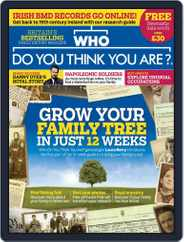 Who Do You Think You Are? (Digital) Subscription October 1st, 2016 Issue