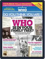 Who Do You Think You Are? (Digital) Subscription September 15th, 2016 Issue