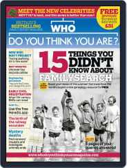 Who Do You Think You Are? (Digital) Subscription August 1st, 2016 Issue