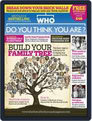 Who Do You Think You Are? (Digital) Subscription June 7th, 2016 Issue
