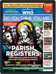 Who Do You Think You Are? (Digital) Subscription May 10th, 2016 Issue