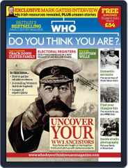 Who Do You Think You Are? (Digital) Subscription November 1st, 2015 Issue