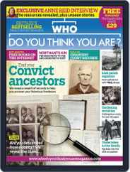 Who Do You Think You Are? (Digital) Subscription October 1st, 2015 Issue