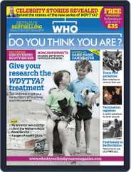 Who Do You Think You Are? (Digital) Subscription August 15th, 2015 Issue