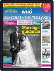 Who Do You Think You Are? (Digital) Subscription June 8th, 2015 Issue