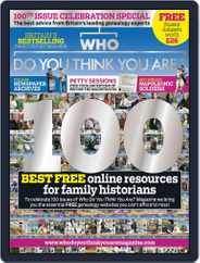 Who Do You Think You Are? (Digital) Subscription May 12th, 2015 Issue