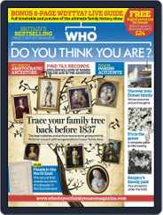 Who Do You Think You Are? (Digital) Subscription March 16th, 2015 Issue