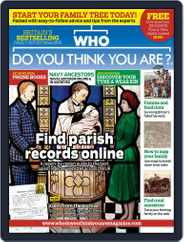 Who Do You Think You Are? (Digital) Subscription January 19th, 2015 Issue