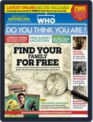 Who Do You Think You Are? (Digital) Subscription November 25th, 2014 Issue