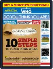 Who Do You Think You Are? (Digital) Subscription October 28th, 2014 Issue
