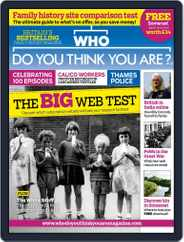 Who Do You Think You Are? (Digital) Subscription October 3rd, 2014 Issue