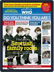 Who Do You Think You Are? (Digital) Subscription September 3rd, 2014 Issue