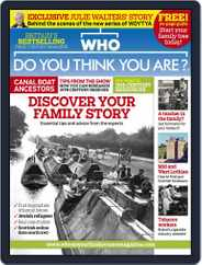 Who Do You Think You Are? (Digital) Subscription August 7th, 2014 Issue