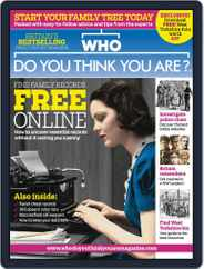 Who Do You Think You Are? (Digital) Subscription April 15th, 2014 Issue