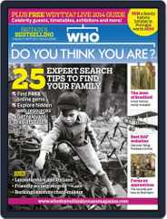 Who Do You Think You Are? (Digital) Subscription January 20th, 2014 Issue