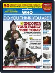 Who Do You Think You Are? (Digital) Subscription December 19th, 2013 Issue