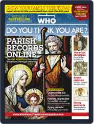 Who Do You Think You Are? (Digital) Subscription November 25th, 2013 Issue