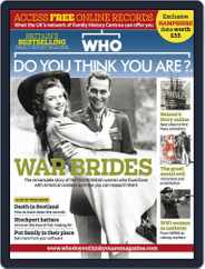 Who Do You Think You Are? (Digital) Subscription October 28th, 2013 Issue