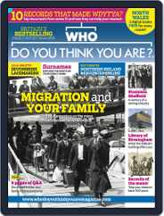 Who Do You Think You Are? (Digital) Subscription October 2nd, 2013 Issue