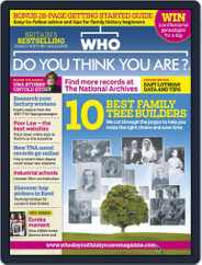 Who Do You Think You Are? (Digital) Subscription August 5th, 2013 Issue