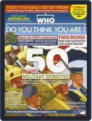 Who Do You Think You Are? (Digital) Subscription July 10th, 2013 Issue