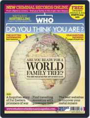 Who Do You Think You Are? (Digital) Subscription March 27th, 2013 Issue