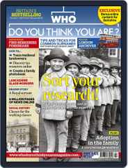 Who Do You Think You Are? (Digital) Subscription January 21st, 2013 Issue